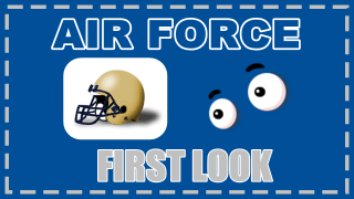 Air Force First Look Navy