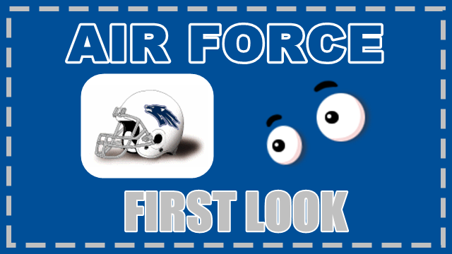 Air Force First Look Nevada