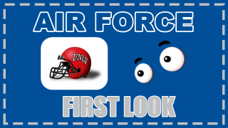 Air Force First Look UNLV