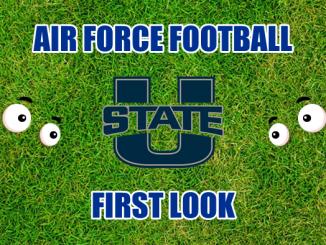 Eyes on Utah State logos