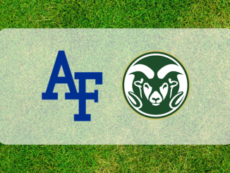 Air Force and Colorado State logos